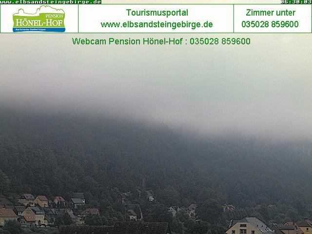 Schrammsteine Webcam