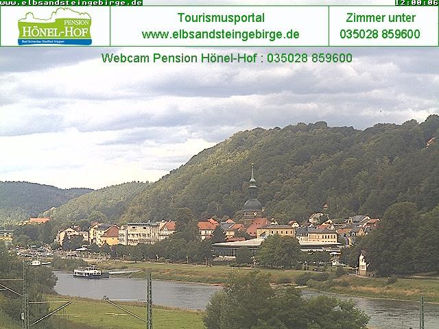 Webcam Bad Schandau aktuell
